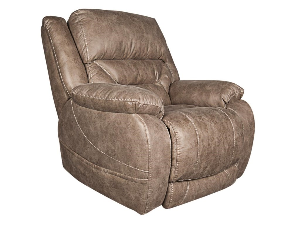Morris Home Furnishings ArnetteArnette Power Recliner with Power Head rest
