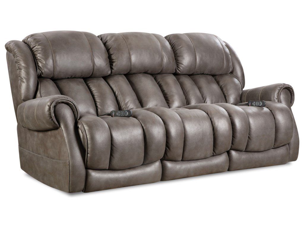 HomeStretch AtlantisPower Reclining Sofa