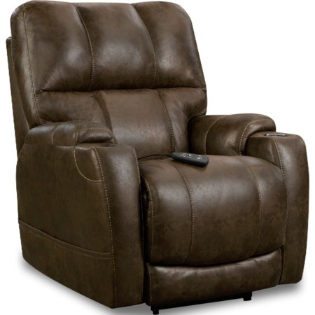 Heating and Cooling Recliner