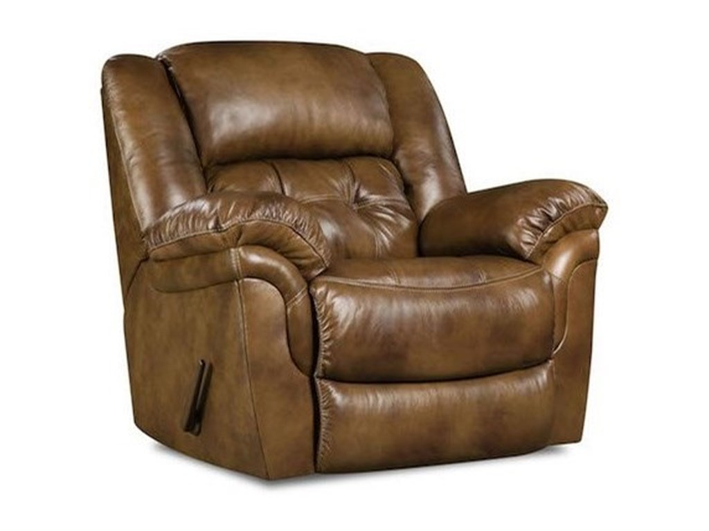 HomeStretch CheyennePower Rocker Recliner