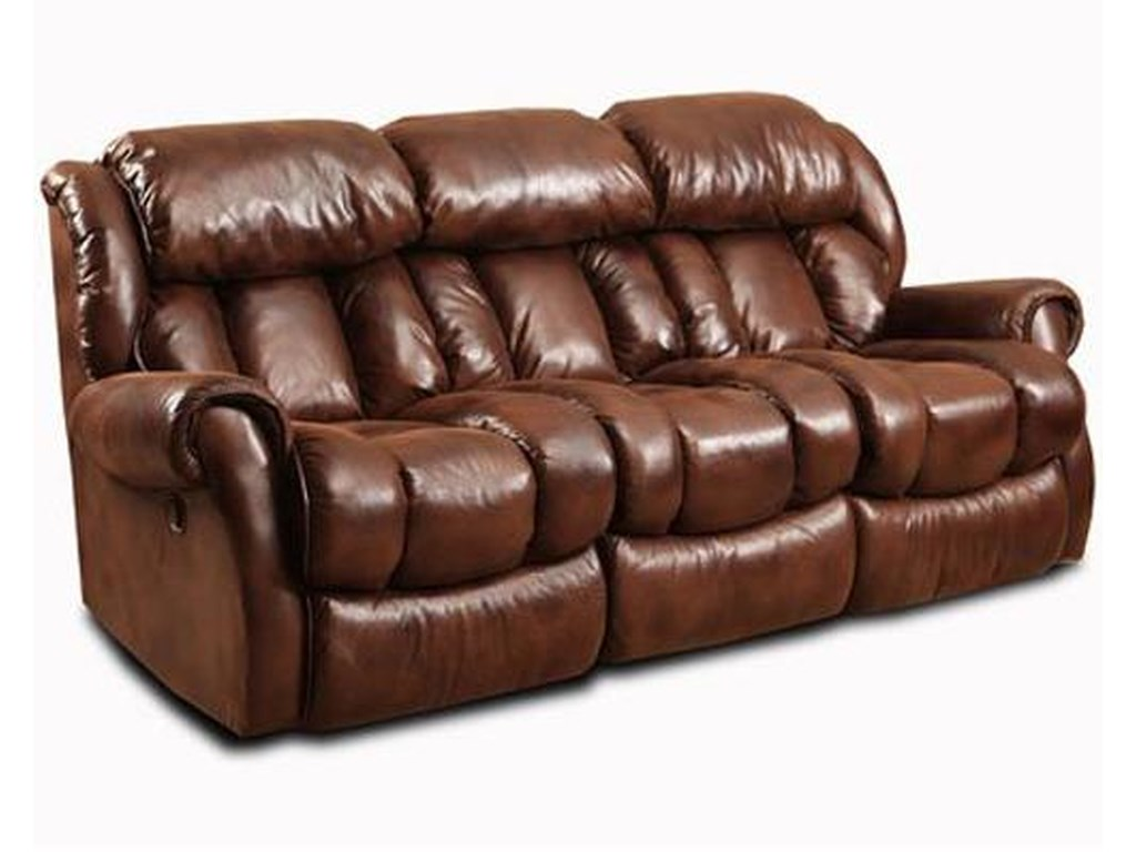 HomeStretch CodyCasual Reclining Sofa