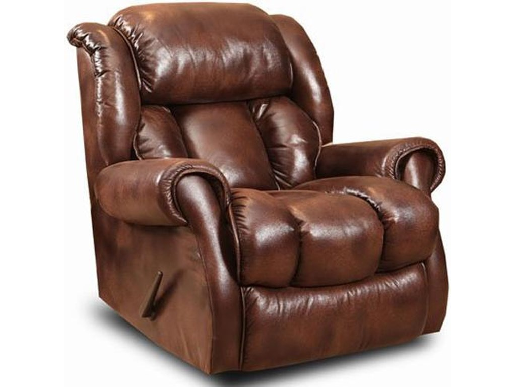 HomeStretch CodyCasual Wall-Saver Power Recliner