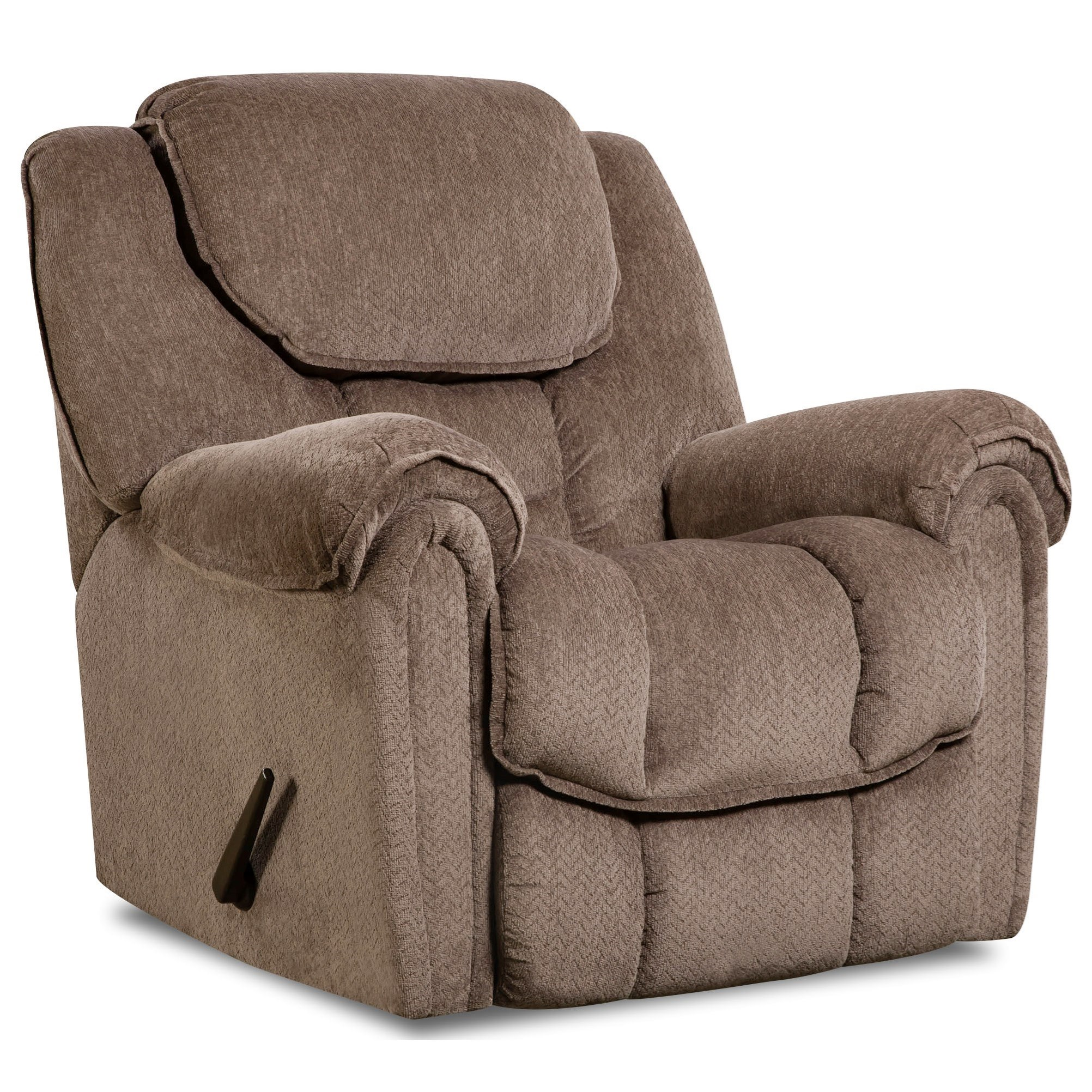 HomeStretch Del Mar 122 Casual Rocker Recliner with Pillow Arms - Miskelly Furniture - Three Way Recliners  sc 1 st  Miskelly Furniture : recliner pillow - islam-shia.org