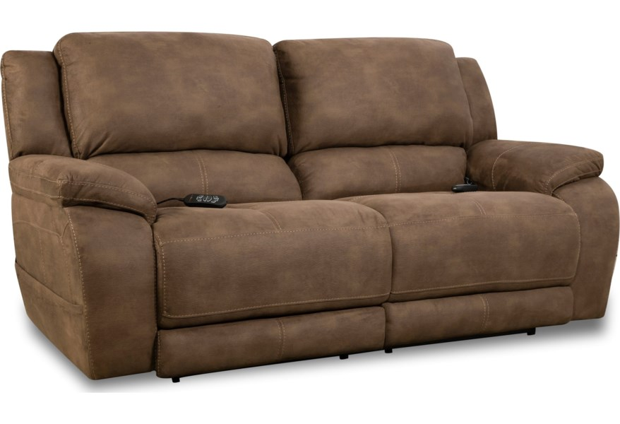 Explorer Casual Double Reclining Sofa