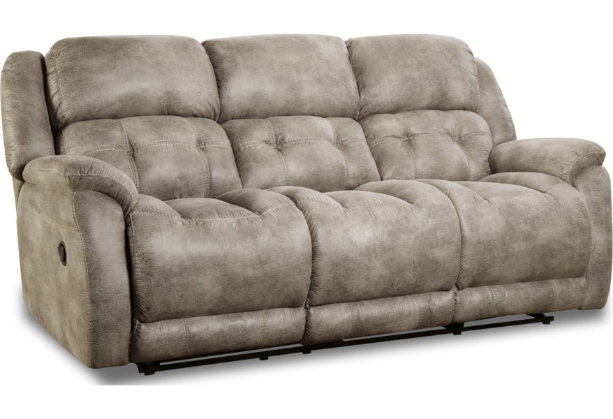 Mclean Casual Double Reclining Sofa