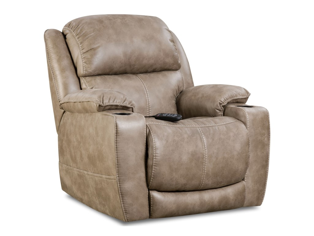 HomeStretch StarshipHome Theater Recliner