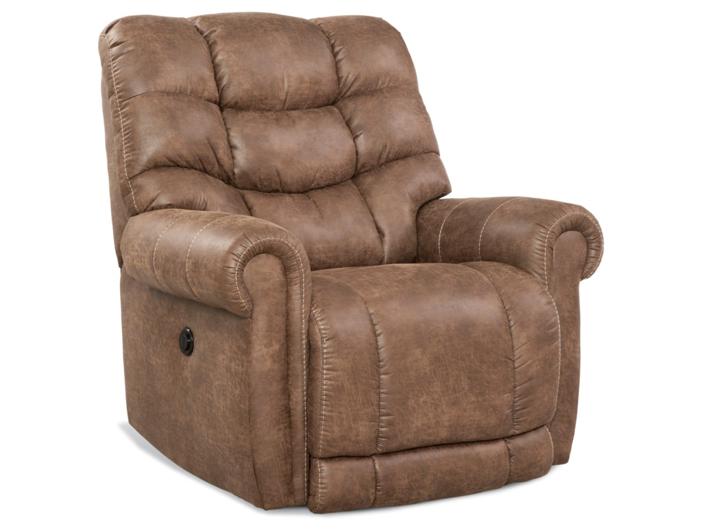 HomeStretch Xtreme 156Big & Tall Wall-Saver Power Recliner