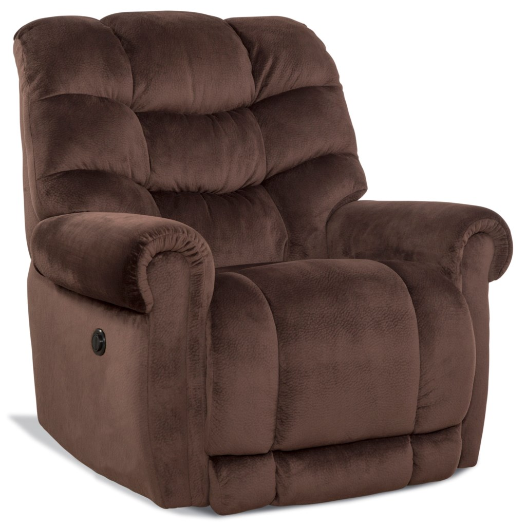 Homestretch xtreme 156big tall wall saver power recliner