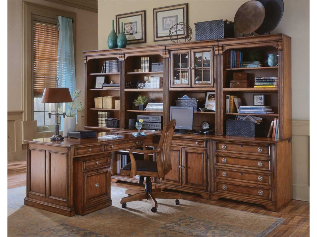 Hooker Furniture BrookhavenModular Office Collection