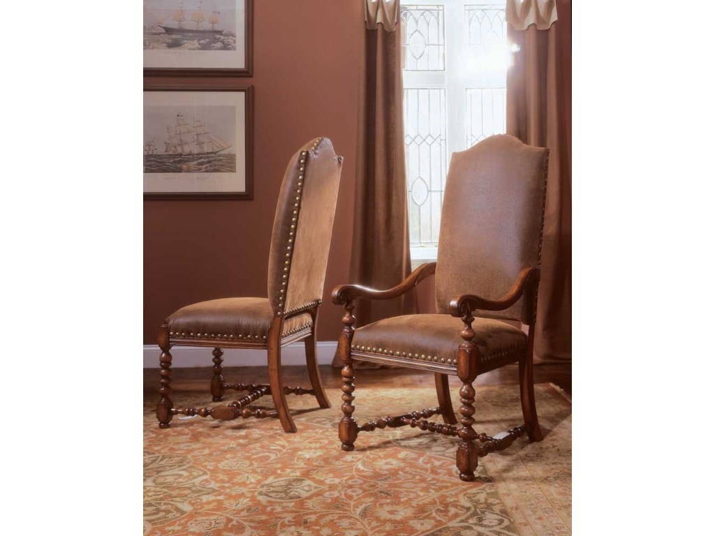 Hooker Furniture Waverly PlaceUpholstered Side Chair