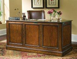 Hooker Furniture Brookhaven Double Pedestal Drawer Desk