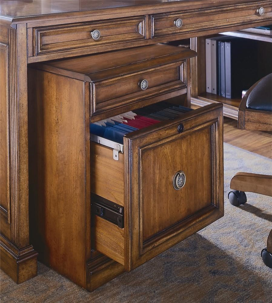 Hooker Furniture Brookhaven Mobile File Cabinet