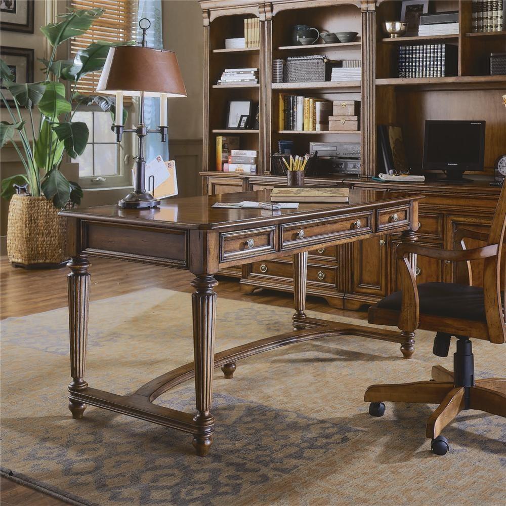 hooker furniture desk. Brilliant Desk Hooker Furniture BrookhavenLeg Desk  For