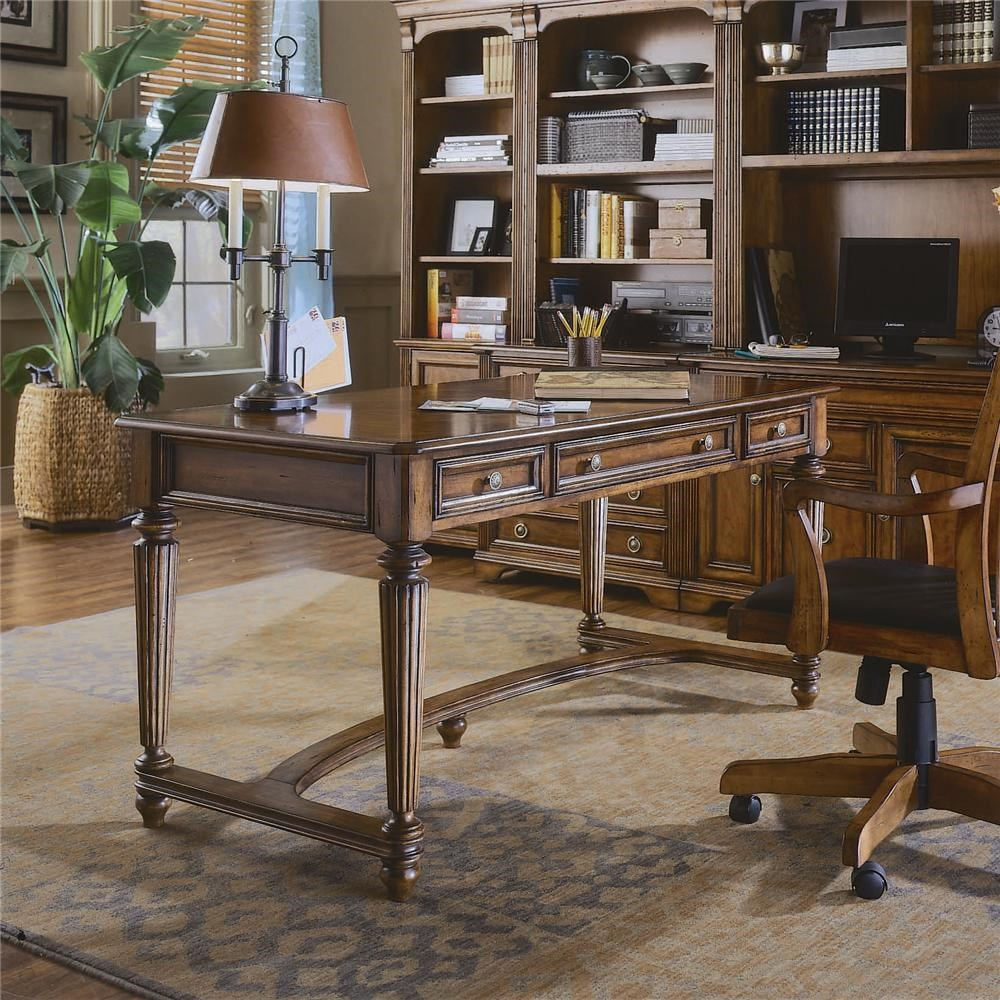 Charmant Hooker Furniture Brookhaven Table Desk With Legs