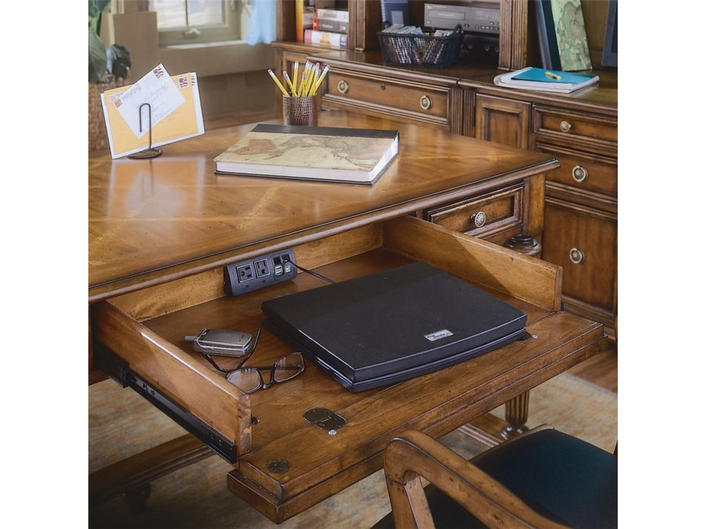 Hooker Furniture BrookhavenLeg Desk