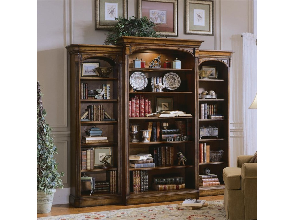 Hooker Furniture BrookhavenOpen Bookcase