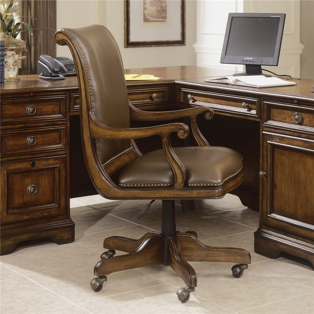 Brookhaven Desk Chair By Hooker Furniture
