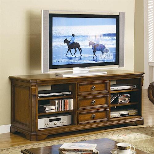 Hamilton Home Brookhaven 64-Inch TV Console