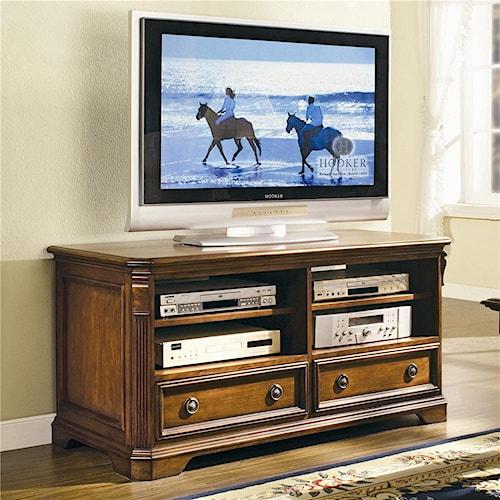 Hamilton Home Brookhaven 52-Inch TV Console