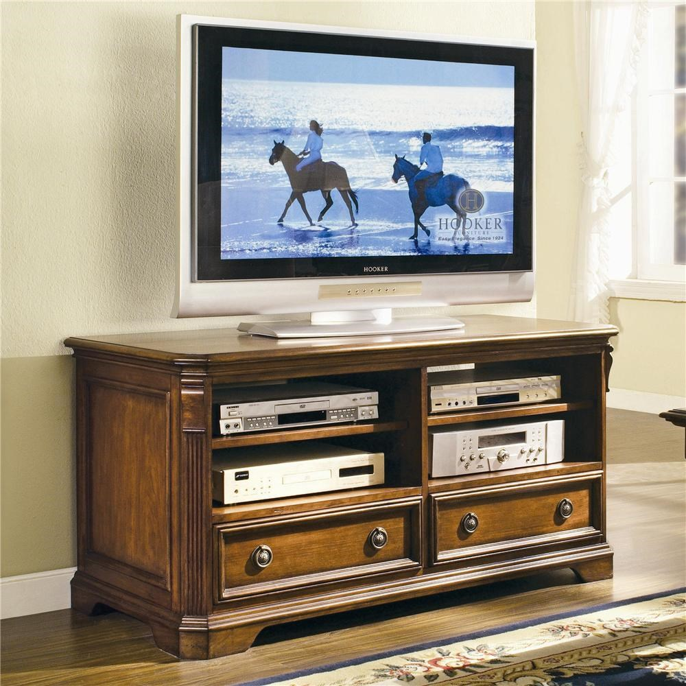 Hooker Furniture Brookhaven 52 Inch TV Console