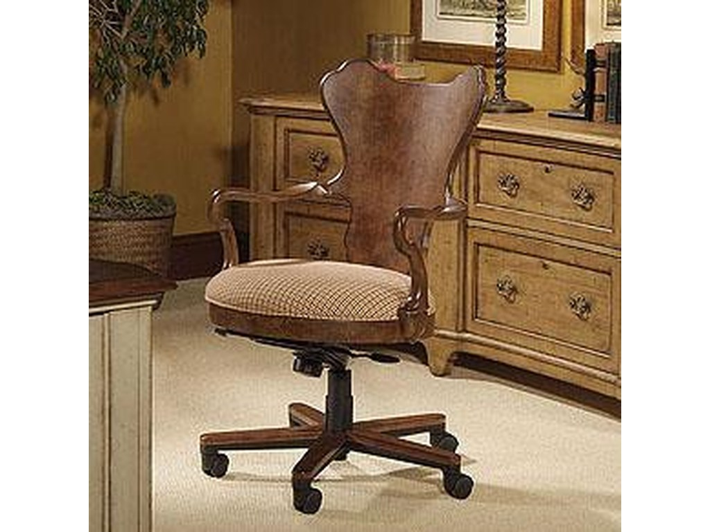 Century Century ChairGentry Executive Chair