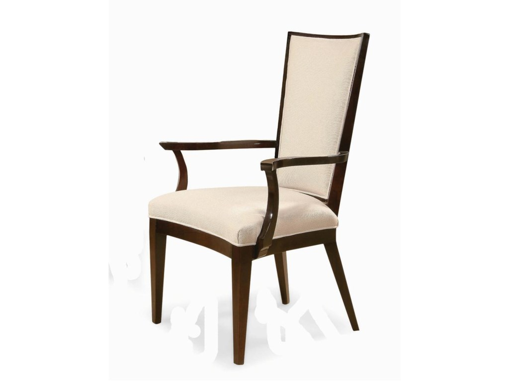 Century Century ChairEdison Upholstered Arm Chair