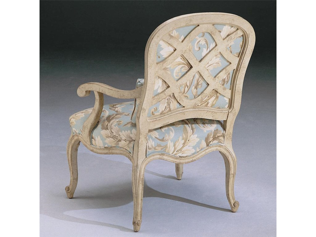 Century Century ChairCarved French Chair