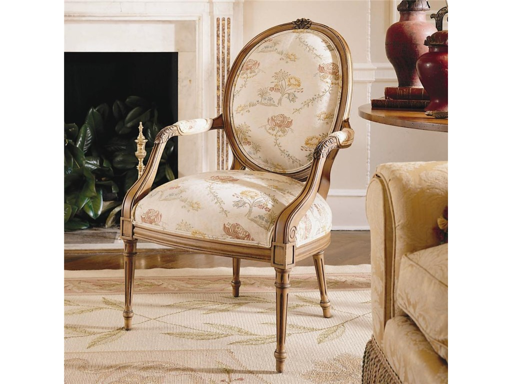 Century Century ChairLouis IV Fauteuil Chair