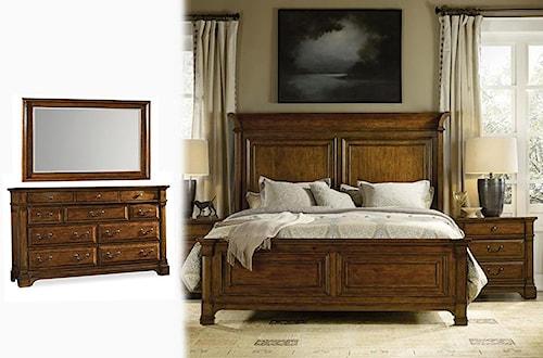 Hamilton Home Aberdeen 4-Piece Queen Bedroom Set   Rotmans   Bedroom ...