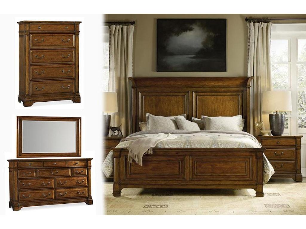 Hamilton Home Aberdeen5-Piece Queen Bedroom Set