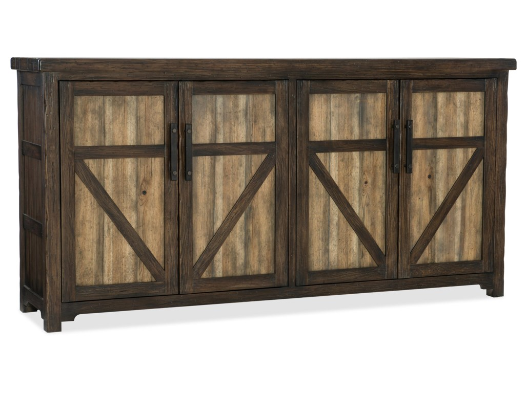 Hooker Furniture 1618-American LifeBuffet