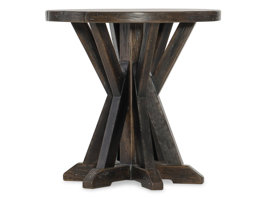 Hooker Furniture 1618-American LifeLamp Table