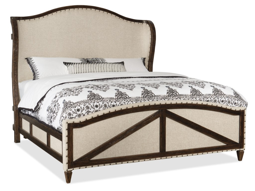 Hooker Furniture 1618-American LifeCalifornia King Bed