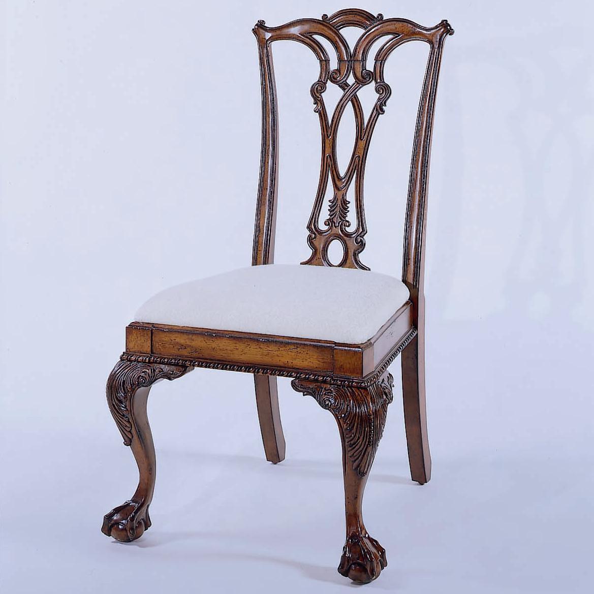 Hooker Furniture 434Ball/Claw Desk Chair ...