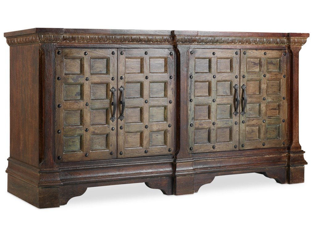 Hooker Furniture 5516Jodhpur Door Console