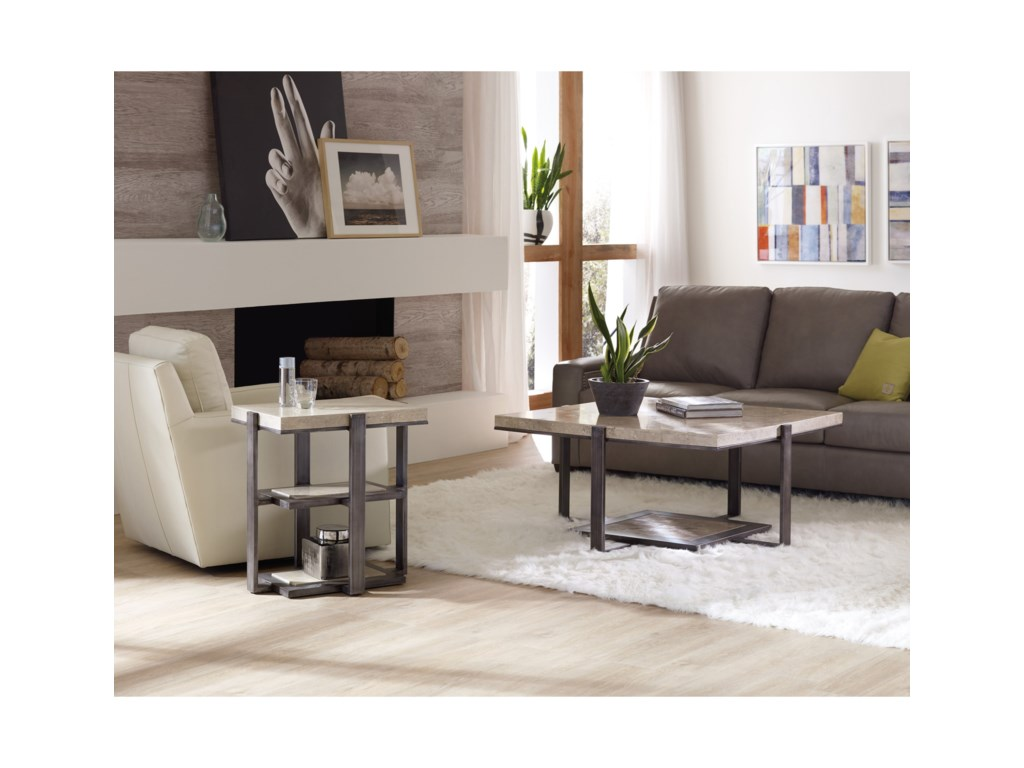 Hooker Furniture 5533Chairside Table