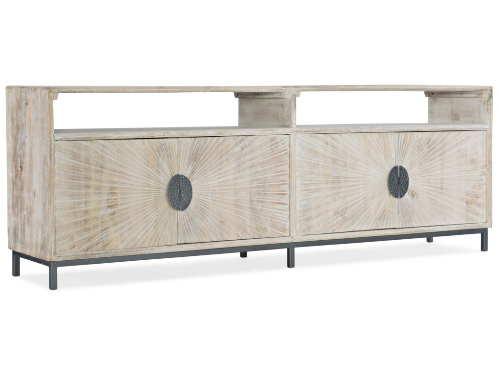 Hooker Furniture 5560-55Entertainment Console