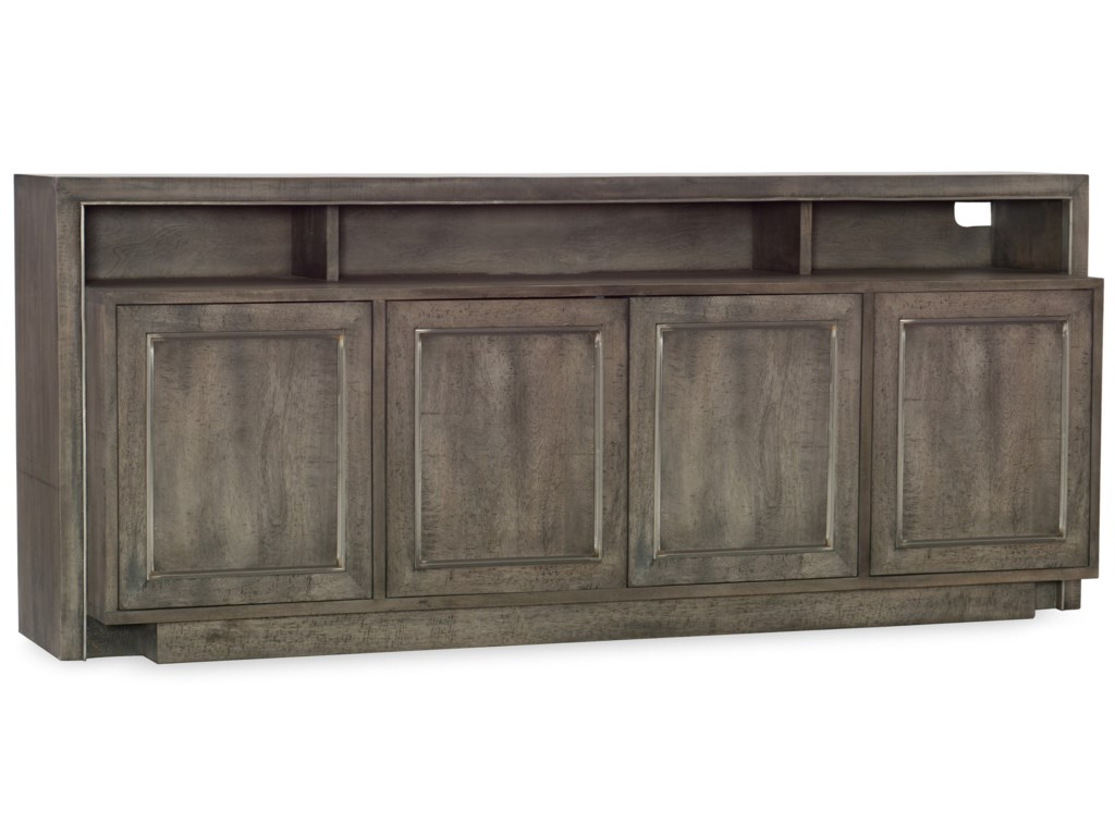 Hamilton Home 5607-55Entertainment Console 72