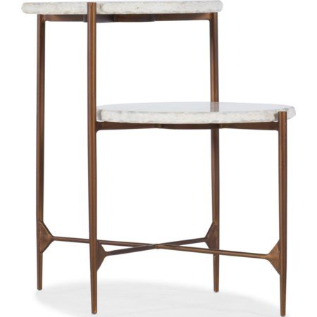Skinny Accent End Table