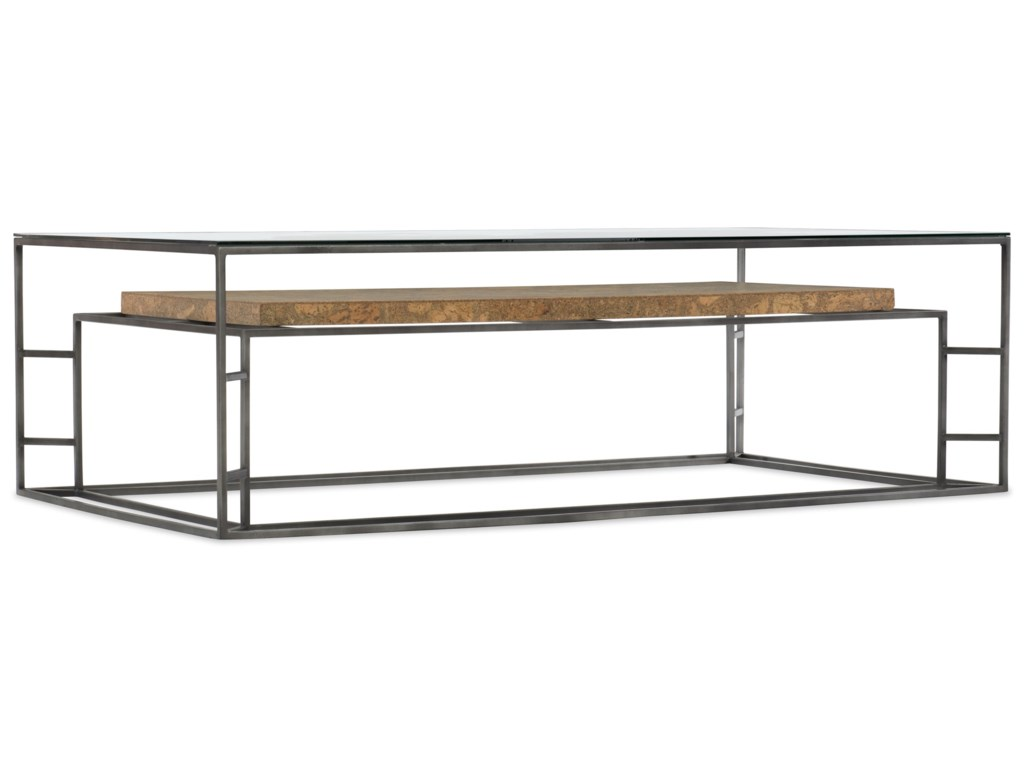 Hooker Furniture 5645-80Rectangle Cocktail Table