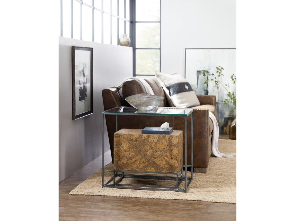 Hooker Furniture 5645-80Chairside Table