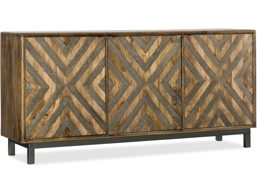 Hooker Furniture 5649-55Serramonte Entertainment/Accent Console