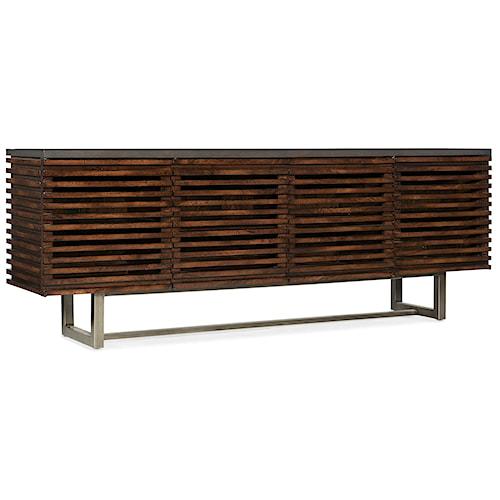 Hooker Furniture 5657-55 Solstice 78