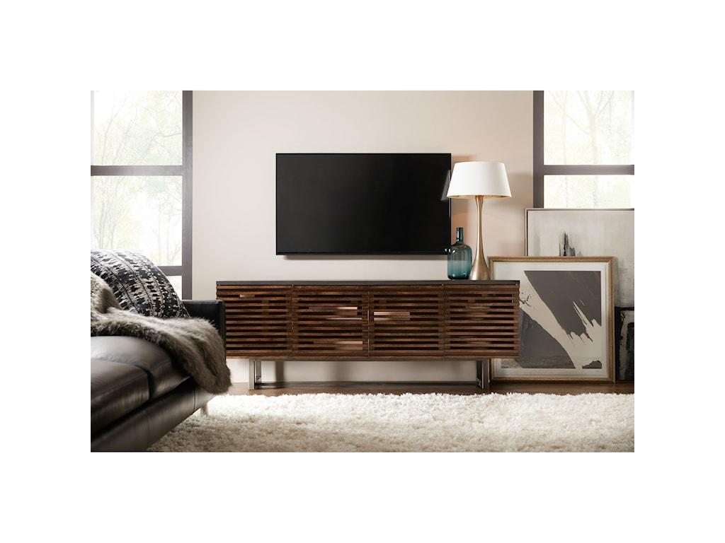 Hooker Furniture 5657-55Solstice 78