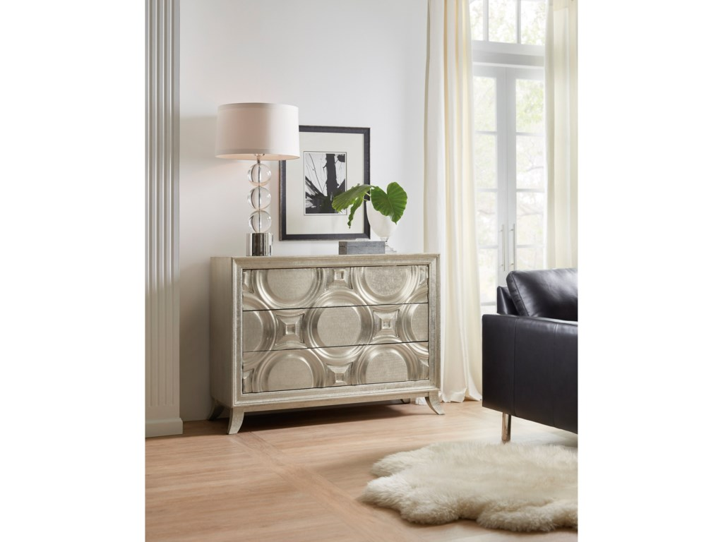 Hooker Furniture 5666-85Bubbly Accent Chest