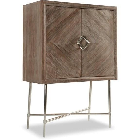 Merveilleux Hooker Furniture 5677 50Bar Cabinet ...