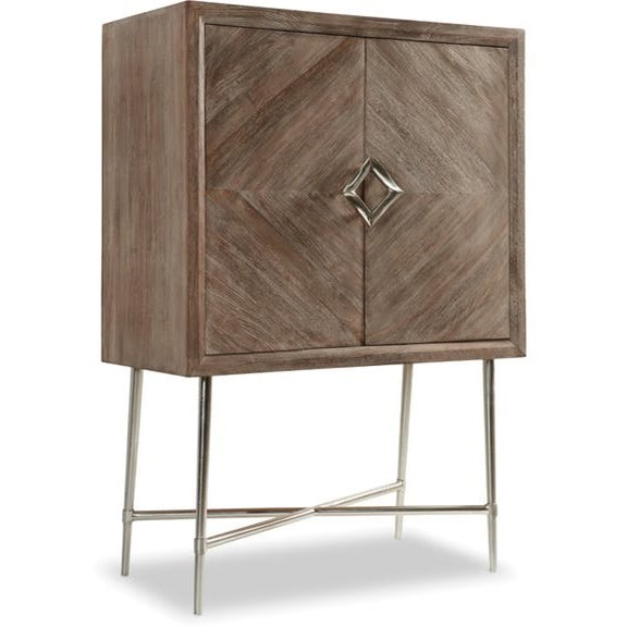 Hooker Furniture 5677 50Bar Cabinet ...