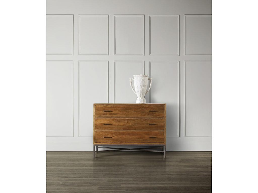 Hamilton Home 5677-85Three-Drawer Chest