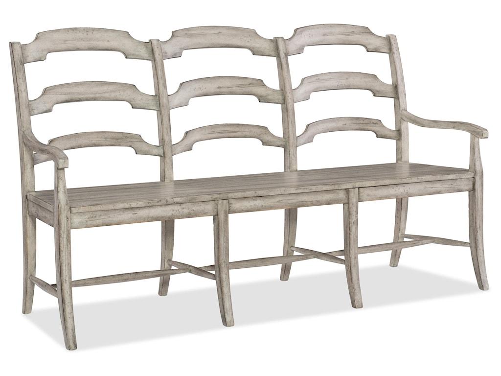 Hooker Furniture 5750-BohemeDining Bench