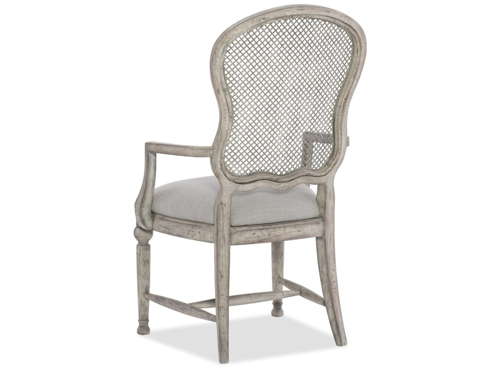 Hooker Furniture 5750-BohemeDining Arm Chair